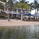 Resturant from the water