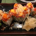 Sushi and more—all good!