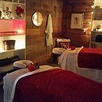 Couples Massages offered for special occasions.