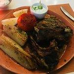 Roast Lamb - delicious