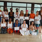 Ekam Yogashala Students