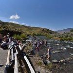 Billede af Boiling River