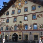 Photo de Altstadt (Old Town) Mittenwald