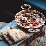 Menemen (Shakshuka) classic middle eastern brunch dish