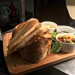 All made by the chef at slipway.