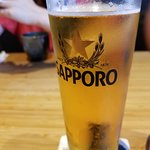 PINT OF SAPPORO