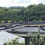 Go carting track