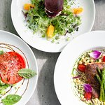 Summer Salads & Salmon