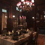Holiday festivity at the Driehaus