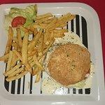 Burger Caen grill
