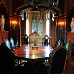 Lyndhurst Mansion: Dining Room