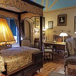 Lyndhurst Mansion: Bedroom