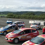 Foto van Knockhill Racing Circuit