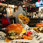Bild från B Spot Burgers