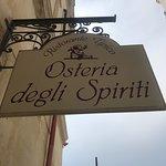Bild från Osteria degli Spiriti