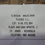 Foto de Casa Mucha