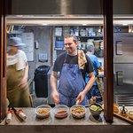 Chef and proprietor Sam Frances.