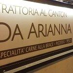 Foto Trattoria Al Canton Da Arianna