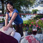 The sun deck is a ideal place to have a massage, do yoga or relax with a book.
