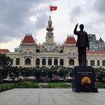 Photo de President ho Chi Minh Statue