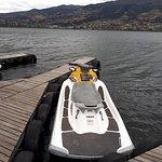 Bild från Cabanas del Lago - comedor
