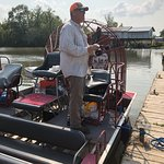 Photo of Bayou Black Airboat Swamp Tours