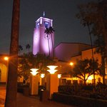 Outside on Los Angeles  Union Station