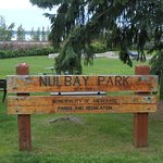 Nulberry Park (Sea Gull), W. 7th Ave at ' O ' St, where we enjoyed our Pizza Hut snack.