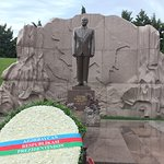 Father of today's Azerbaijan, Aliyev