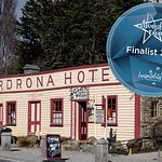 Hospitality NZ Awards for Excellence 2018, Finalist for 'Best Country Hotel'.