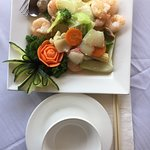 Prawns & Vegetables
