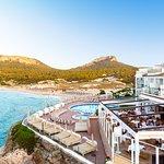 "Stunning views from ""La Terrazza"" restaurant."