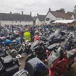 Biker rally for charity