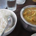 Very tasty chicken curry