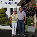 Outside Acle Bridge Inn