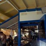 Otra vista de Bar Kiosko Cala Saona