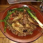 Lamb tandoor