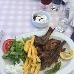 Foto de Limnopoula Fish Taverna