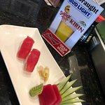 Try blue fin tuna at Thai Koji.🐟🐟