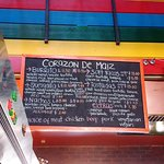 Foto de Corazon De Maiz Mexican Food