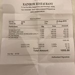 Foto Rainbow Restaurant