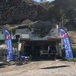 Santorini Dive Center beach