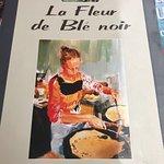 Photo de La Fleur de Ble noir - Creperie Chez Nadine