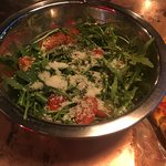 Rocket & tomato salad