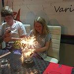 Birthday celebrations 🎊
