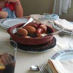 Cocido maragato- carne