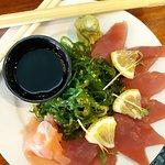 Foto de Timbers Restaurant and Fish Market