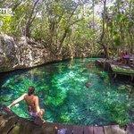 Φωτογραφία: Cenotes Park Hidden Treasures