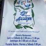 صورة فوتوغرافية لـ Los Azulejos