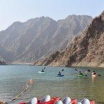 صورة فوتوغرافية لـ Hatta Dam
